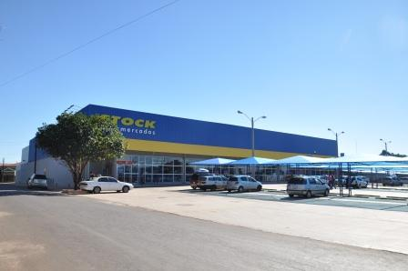 Supermercado – Stock Pte. Franco