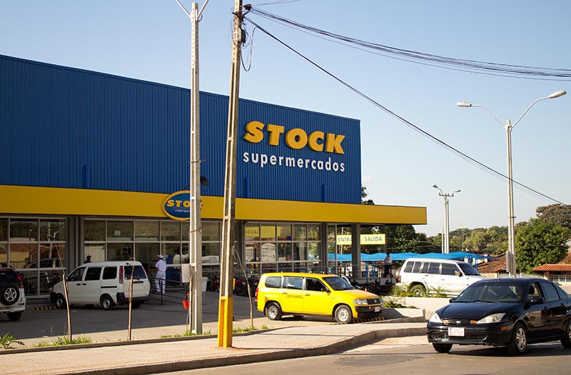 Supermercado – Stock Lambaré